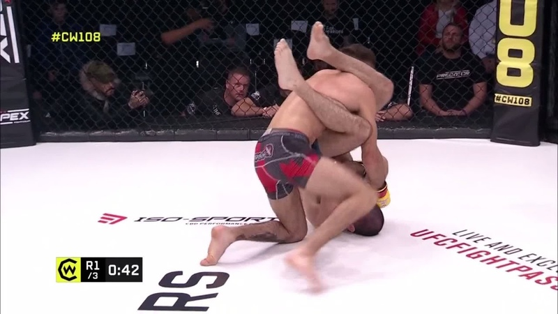CW108: Jordan Peake vs George Giannakidis