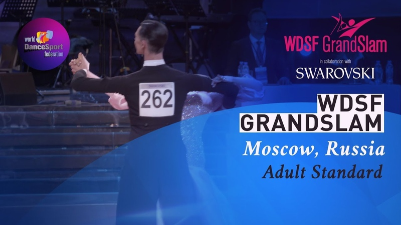 Fainsil - Posmetnaya, GER | 2019 GrandSlam STD Moscow | R2 Q