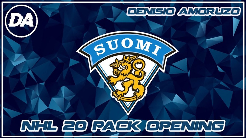 № 57 NHL 20 HUT Pack Opening SUOMI OMG