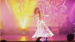 Yulianna Voronina Belly Dancer