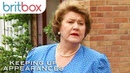 Patricia Routledge's First Ever Scene as Hyacinth Bucket   Keeping Up Appearances