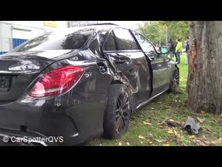 Mercedes C63S AMG mercedes c63s amg