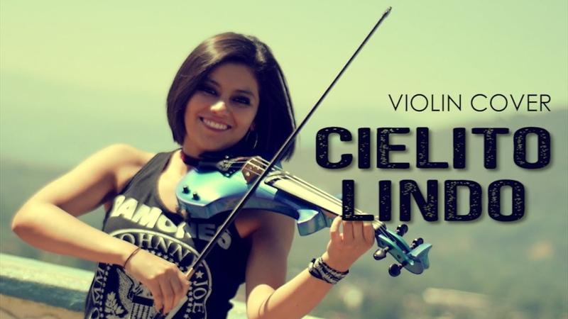 CIELITO LINDO 💿 en Violín Eléctrico Martha Psyko