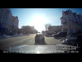 Дорогая авария в Благовещенске.mp4