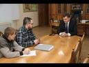 И о главы администрации города Юрий Лысенко обсудил возможность строительства приюта для собак