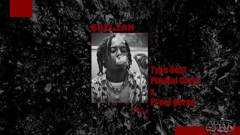 [FREE] Playboi Carty x Pi'ere Borne Type Beat - Plug | Trap Rap Beat 2020