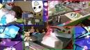 Волшебство для детей мультики опыты смешарики Ми-ми-мишки свит бокс Cartoon киндер распаковка химия