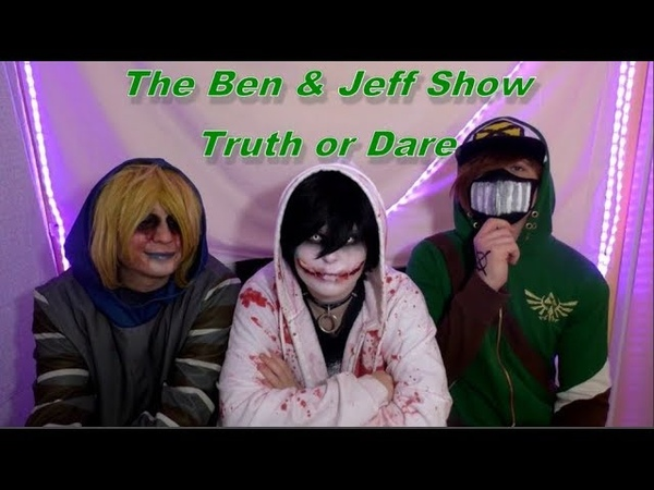 THE BEN JEFF SHOW TRUTH OR DARE W TOBY
