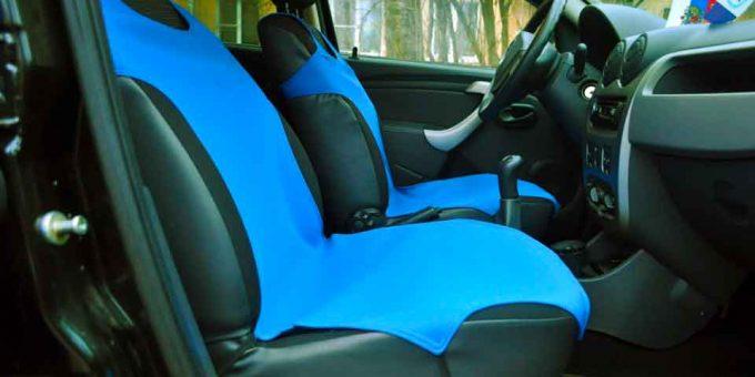 Для каких авто подойдут майки на сиденья