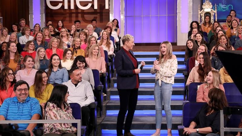 Ellen Quizzes Millennials on Old School Slang