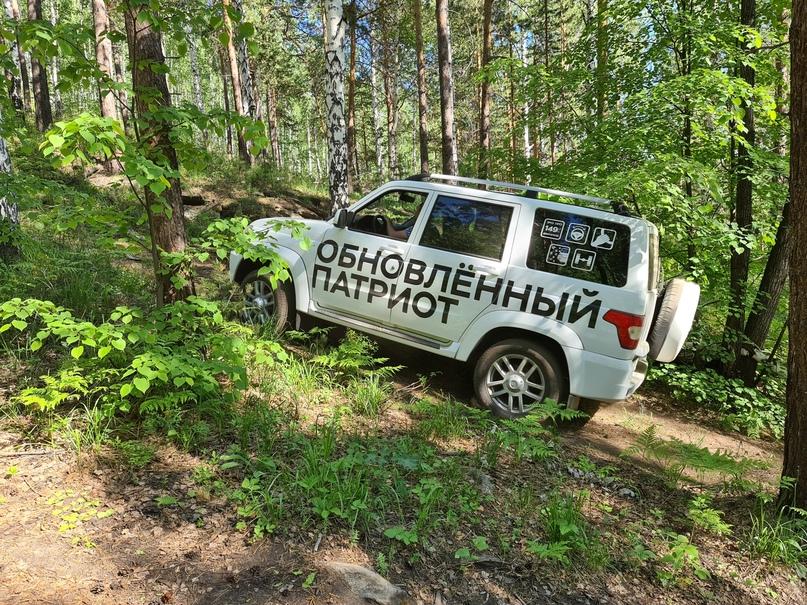 Патриоты выбирают УАЗы и суровые красоты Урала, изображение №29