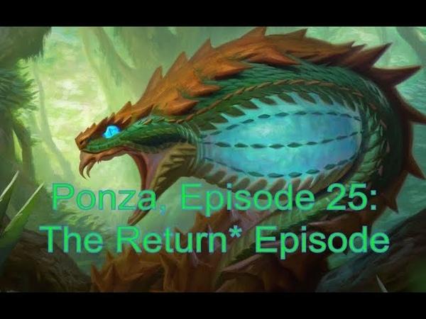 Ponza Episode 25 The Return of TSWMagic