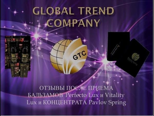 Ринит и Гайморит результаты применения нано бальзамов Global Trend Company