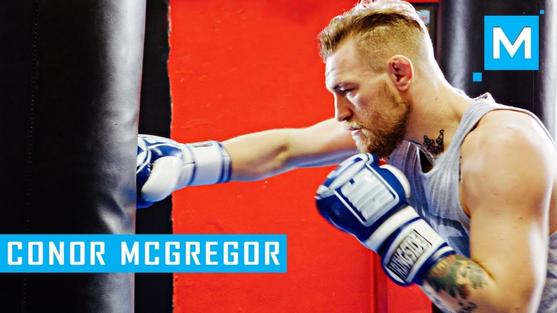 Conor McGregor Training for Rafael dos Anjos Part 3 | Muscle Madness