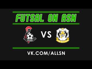 Futsal champions league   vytis - tyumen