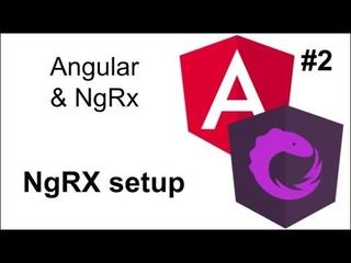 V2 Angular NGRX за час. Часть 2 из 4. Настройка NGRX