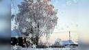 Кружева зимы Вологодской Фото открытка