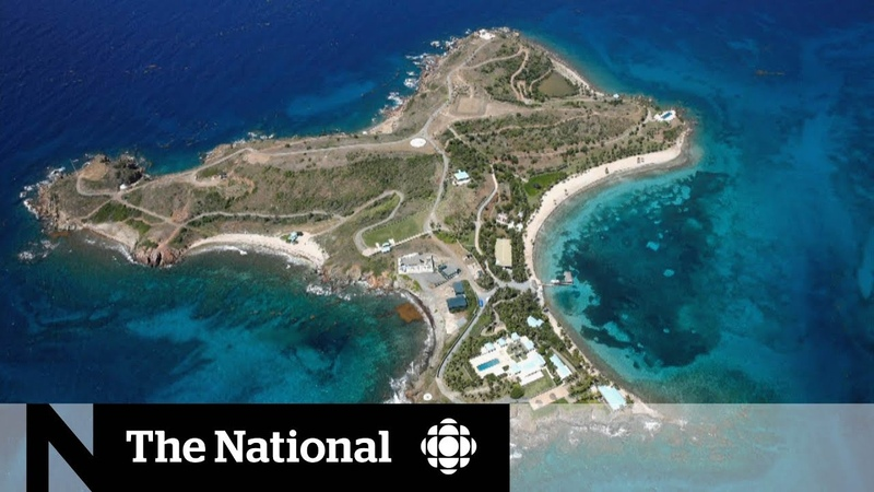 Epstein probe: Images emerge of police raid on private island