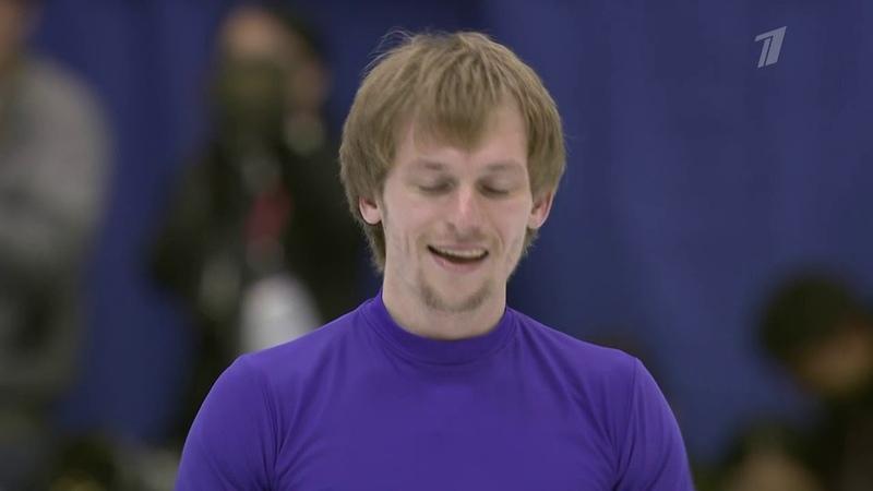 Sergei VORONOV. NHK Trophy 2019, FS