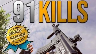91 kills on 4th of July (World Record) - Insurgency Sandstorm