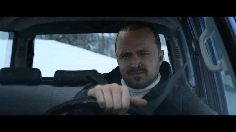 El Camino A Breaking Bad Movie Ending Scene HD