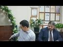 Встреча На ОбьГэсе с главврачем больницы 3