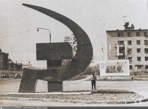 Калининград МО (ныне Королёв) ул.Терешковой. 1970 г.