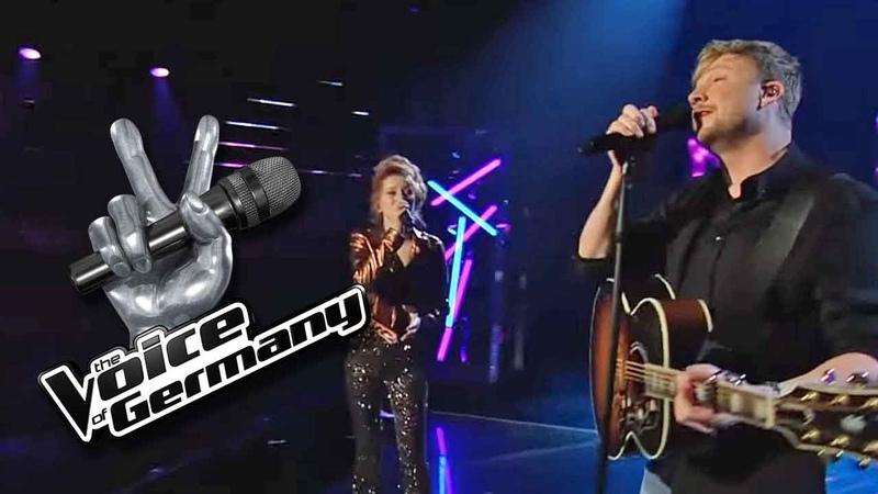 Samu Haber und Natia Todua I Help You Hate Me The Voice of Germany Finale