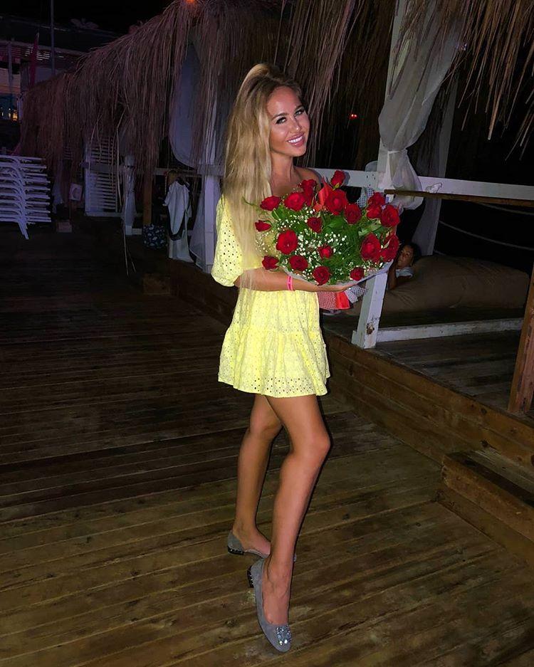 Маша Кохно на отдыхе влюбилась