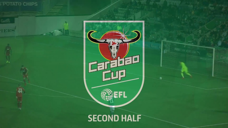 Argyle v Leyton Orient, Carabao Cup, first round