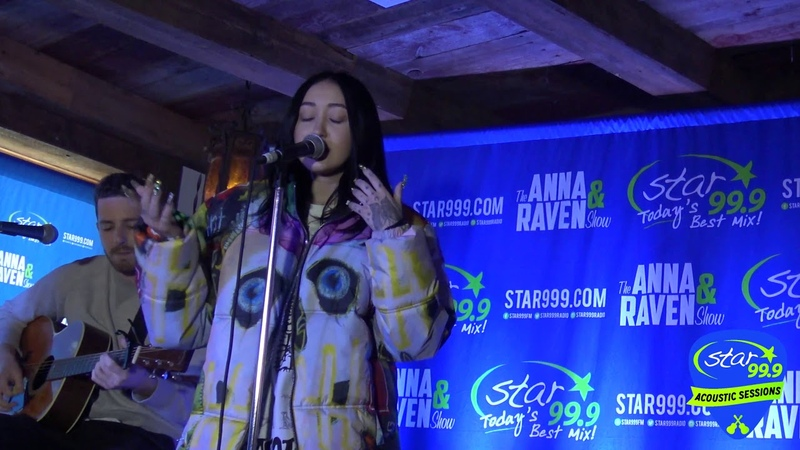Star 99 9 Acoustic Session with Noah Cyrus Live or Die