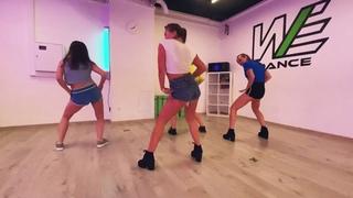 Reggaeton WE DANCE Studio