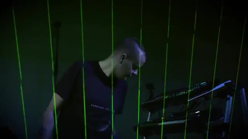 Madis - Carrying The Fire (Laser Harp Live Performance) (1)