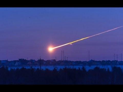 Челябинский метеорит в HD / Chelyabinsk meteorite HD