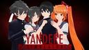 MMD Love me like you do Taro x Ayano x Budo Yandere Simulator Part 1