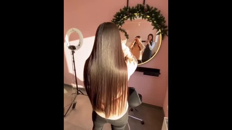 Ботокс для волос тотальное восстановление увлажнение и питание волоса по всей длине ⠀Подходит для поврежденных окрашиванием
