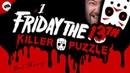 Friday the 13th: Killer Puzzle / ПРОХОЖДЕНИЕ / 1 / Воспоминания об озере