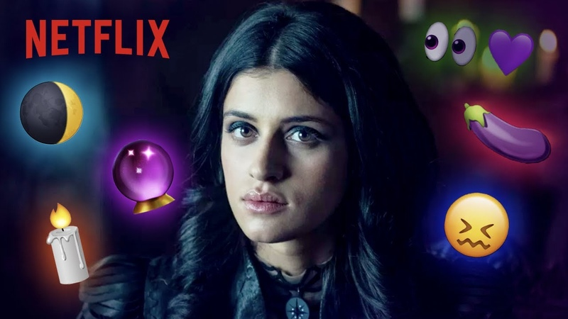 The Best of Yennefer From The Witcher By Emoji Netflix