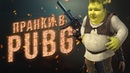 Пранки в PUBG 3 [ШРЕК]