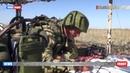 Танкисты ЮВО издалека расстреляли условного противника в Волгоградской области