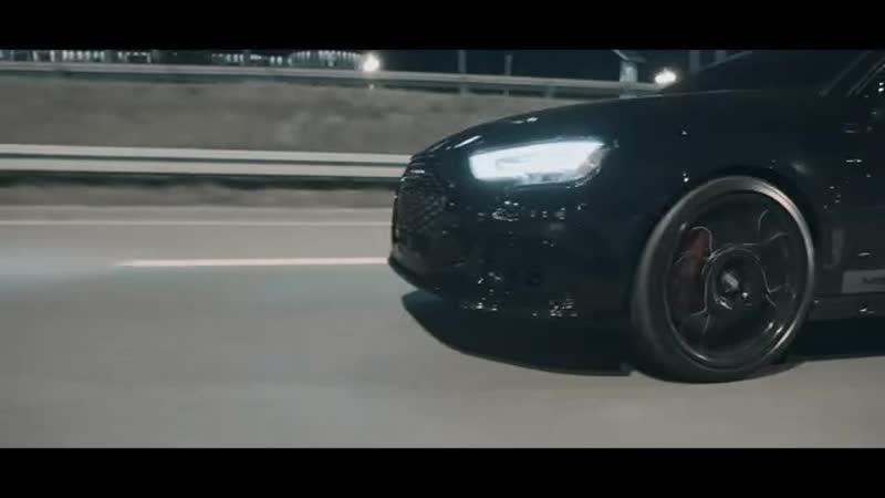 BLACK RONIN TIME ATTACK AUDI RS3 660HP MG PR 480P mp4