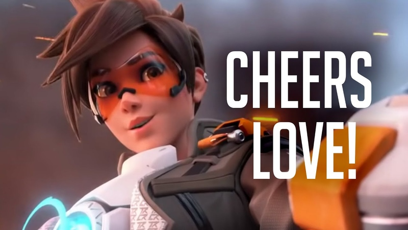 TRACER'S SONG Cheers Love FAREEHA