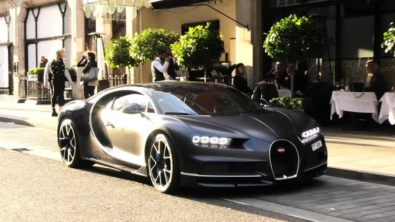 Supercars in LONDON October 2019