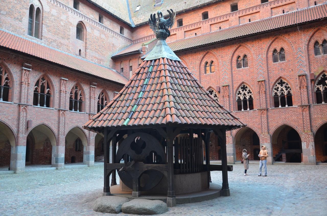 rCf2Q1PDTLg Мальборк - столица рыцарей в Польше.