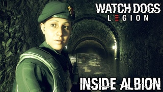Watch Dogs: Legion - Inside Albion Story Gameplay (PC)  ᵁᴴᴰ ✔