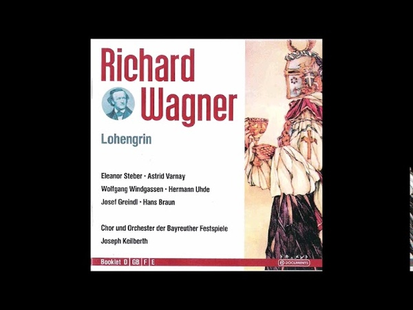 Wagner Lohengrin Acte I Joseph Keilberth 1953