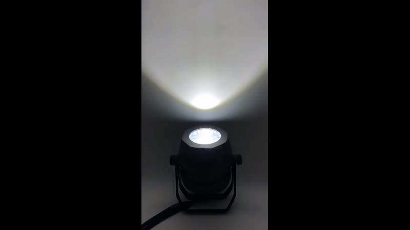 200w waterproof cob par light