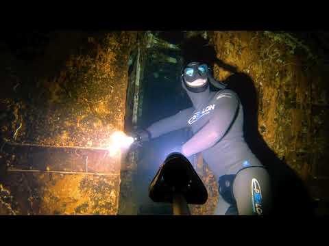 épave du sous-marin le rubis