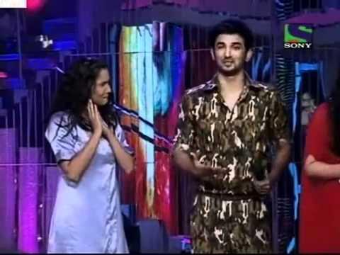Sushant Proposes Ankita! on Jhalak Dikhla Jaa Season2 {14th Feb 2011}