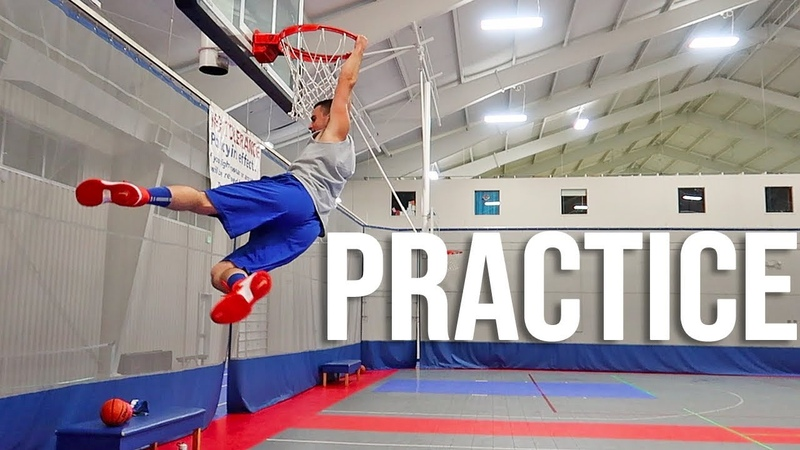 5'7 Dunker How to Practice Dunking and Jumping